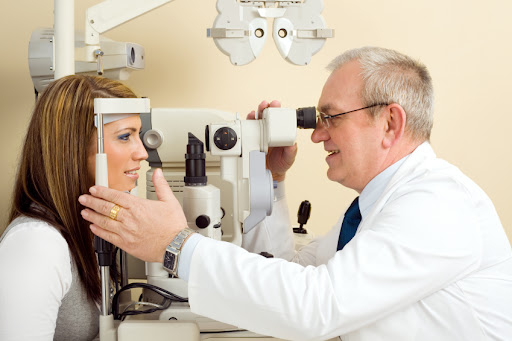 oftalmolog maslahati